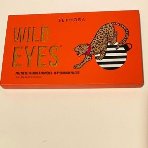 SEPHORA COLLECTION New Wild Eyes Eyeshadow Palette
